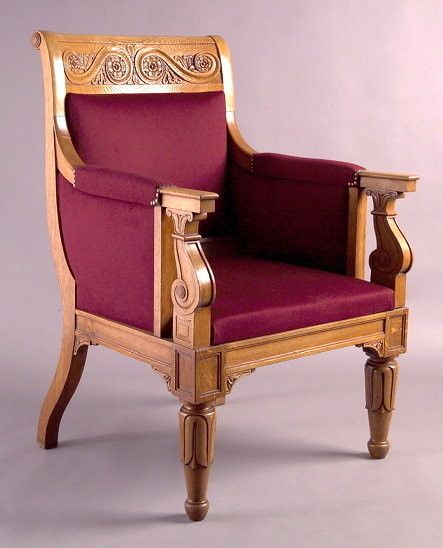 Massive Library Armchair  Antique  1075 best Fotel  kanap stb    images on Pinterest   Chairs  . Antique Library Armchairs. Home Design Ideas