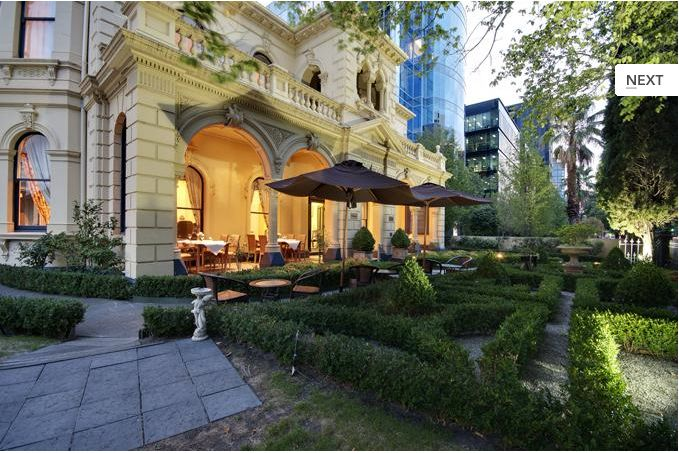 Exterior View at The Hotel Charsfield - City of Melbourne - Australia