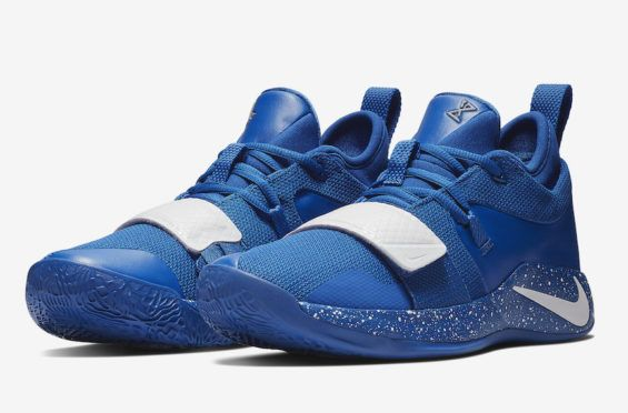 reputable site 8095d ff329 Check Out The Team Bank Colorways Of The Nike PG 2.5 | Dr ...