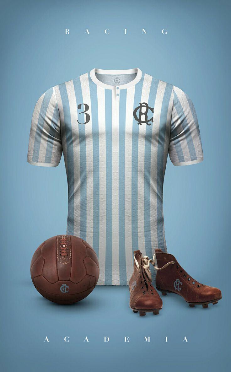 Futebol | Elegância & Sofisticação Racing - Argentina Website www.racingclub.com.ar