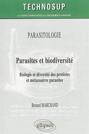 Après une introduction à l'étude du parasitisme au sein de la biodiversité, l'ouvrage décrit les nouvelles classifications des parasites d'importance médicale et vétérinaire : protistes (anciennement protozoaires), les métazoaires, puis les invertébrés parasites... Cote: QR 251 M37 2014