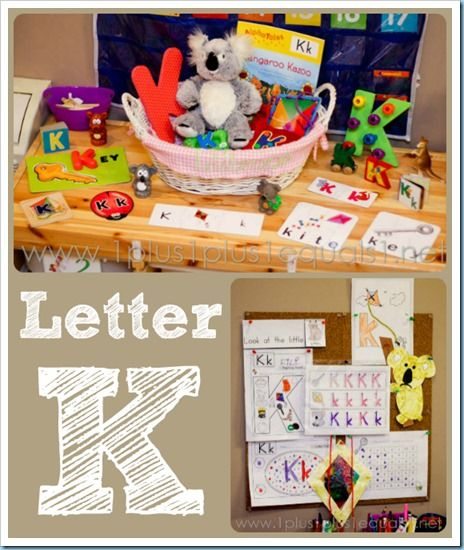 17 Best Images About Letter K Theme On Pinterest