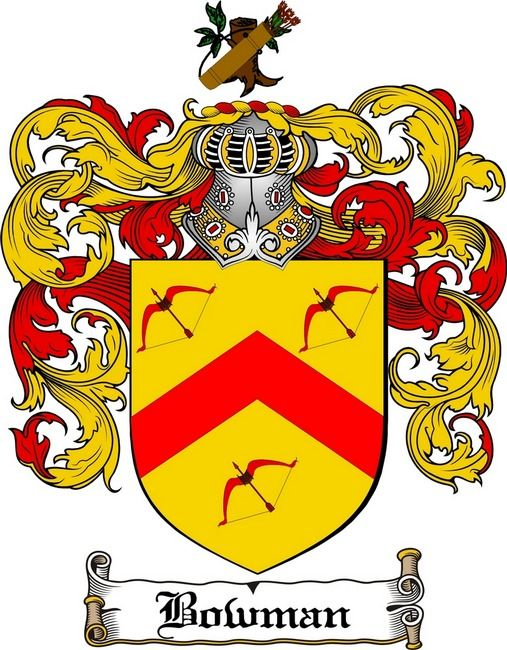 1552 best crests images on pinterest family crest crests and arms bowman family crest bowman coat of arms gifts available at 4crests altavistaventures Image collections