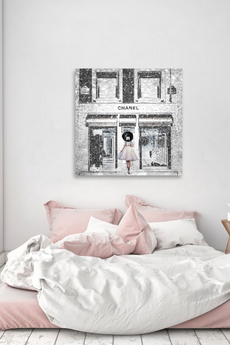 Queen of the Store Canvas Art by Oliver Gal Gallery on @HauteLook