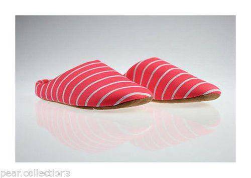 MUJI Style Washable Soft Home Slippers Size US 8   eBay