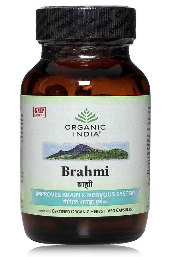 Brahmi also known as Gotu Kola advances creative