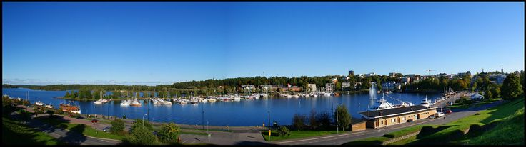 Maakuntakeskus Lappeenranta harbour - Lappeenranta – Wikipedia