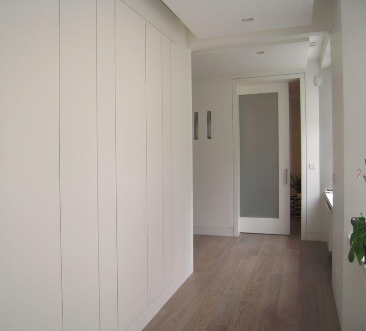 Fernando olba rallo arquitecto fernando olba rallo arquitecto pinterest ideas y puertas - Armarios empotrados para entradas ...