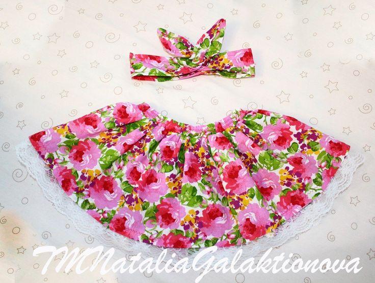 Купить Комплект для девочки юбочка + солоха. Cделать на заказ. Магазин рукоделия Крафтбург   арт.:2764