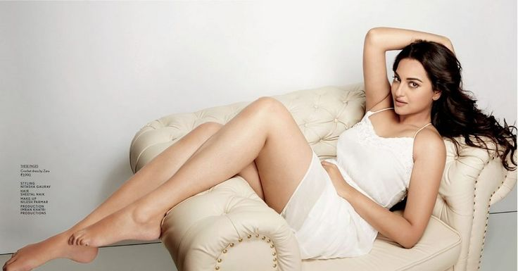 Sonakshi Sinha - Maxim Photoshoot