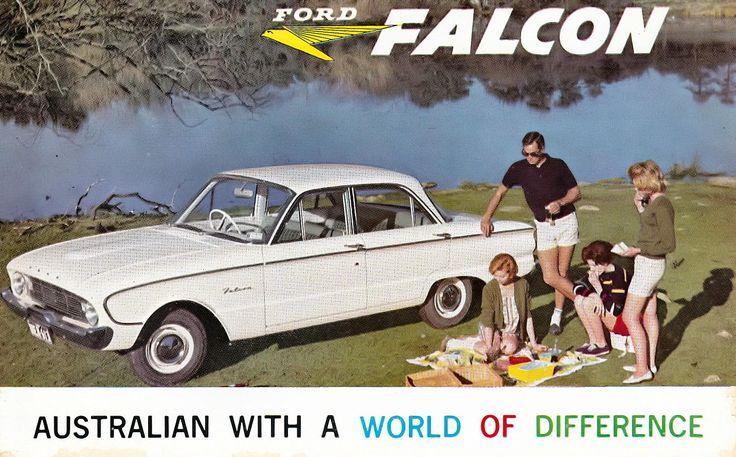 1960 XK Ford Falcon