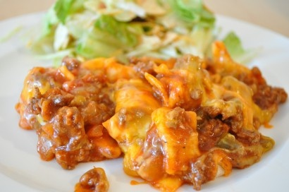 Beef Taco Skillet | Tasty Kitchen: A Happy Recipe Community! Needs ...