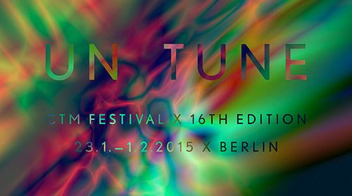 Berlin CTM Festival | bold.color.glass blog