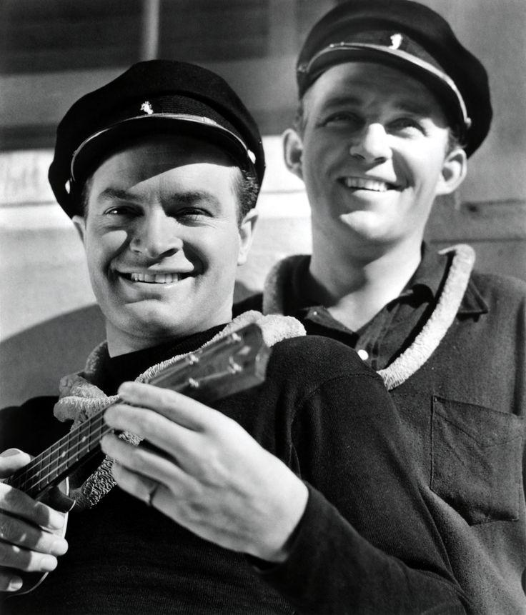 Classic Screen Teams: Bing Crosby & Bob Hope