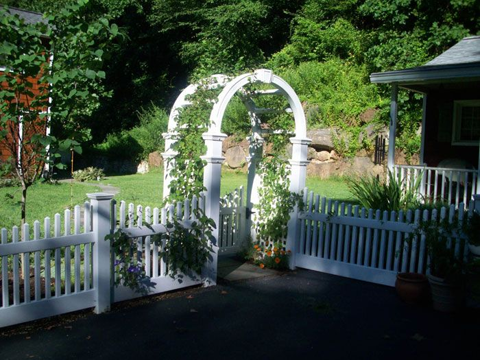 109 Best Gates Fences That Kind Of Stuff Images On