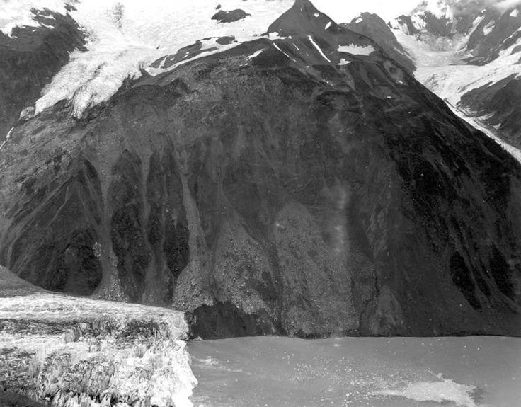 TALLEST TSUNAMI: A tsunami with a record run-up height of 1720 feet occurred in in Lituya Bay, Alaska.  It is the tallest recorded tsunami in modern times.