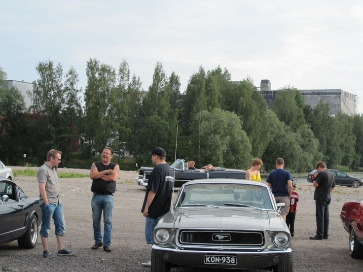 August 2014 in Lahti Cruising