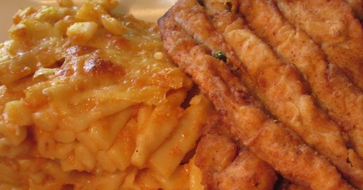 Macaroni Pie Bajan Style