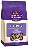 Old Mother Hubbard Classic Crunchy Natural Puppy Treats Mini Dog Biscuits 20-Ounce Bagby Old Mother Hubbard2514% Sales Rank in Pet Supplies: 107 (was 2798 yesterday)(2128)Buy new: $6.99 $4.199 used & new from $4.19 (Visit the Movers & Shakers in Pet Supplies list for authoritative information on this product's current rank.)