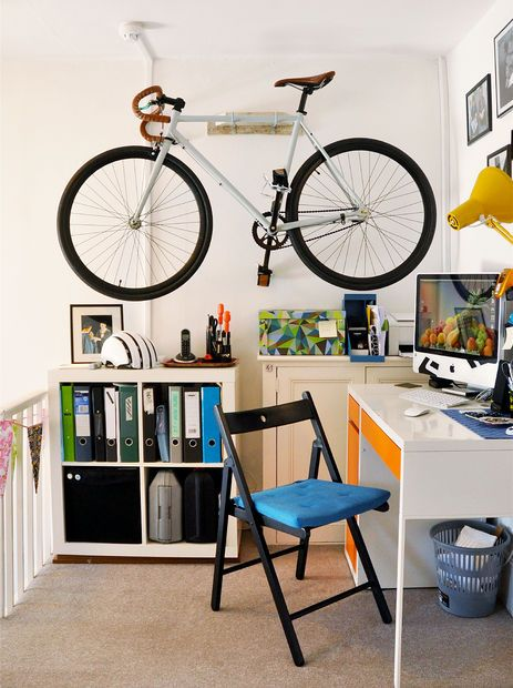 Picture of Very Cheap Bike Wall Mount