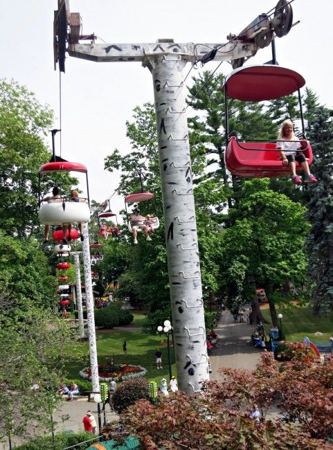 Canobie Lake Park | A Classic New England Amusement Park in Salem, NH