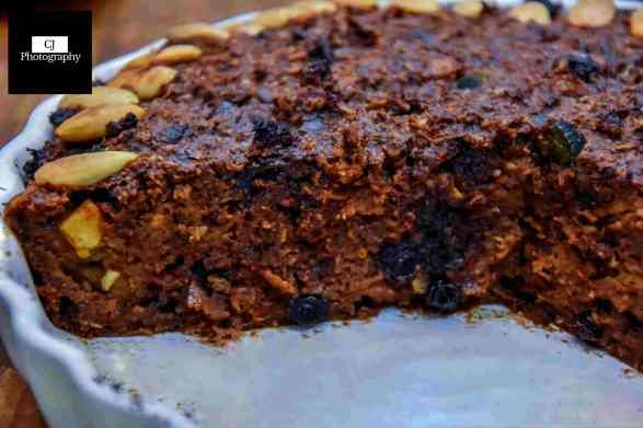 'A visit to a very old bakery in the village of Zejtun prompted me to bake this old fashioned Maltese chocolate pudding [Pudina] that my grandmother, like most frugal Maltese and Gozitan gran…