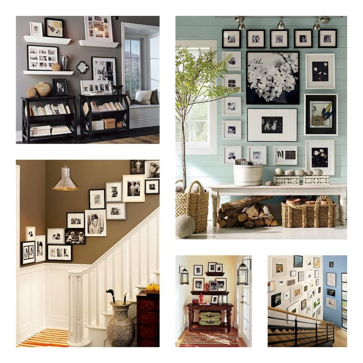 So many ways to do gallery walls!: Pictures Display, Galleries Wall, Photos Wall, Photos Display, Display Ideas, Wall Display, Pictures Wall, Wall Ideas, Wall Photos