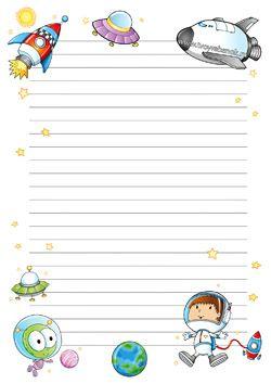 Детские письма   Скачать бесплатно шаблоны и образцы писем