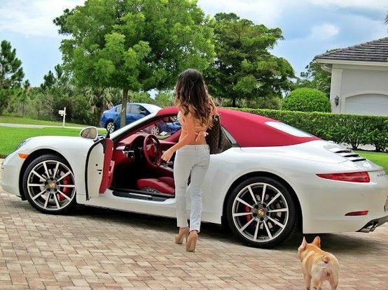 Ladies Of Porsche 991 Google Search Cars Pinterest