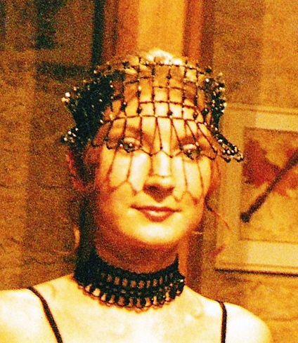 by JANA PIAROVÁ - jewelry, fashion, makeup.  Jewelry - unique original design, hand made, materiál: Czech Glass.  Miroslava Rattayová - photo