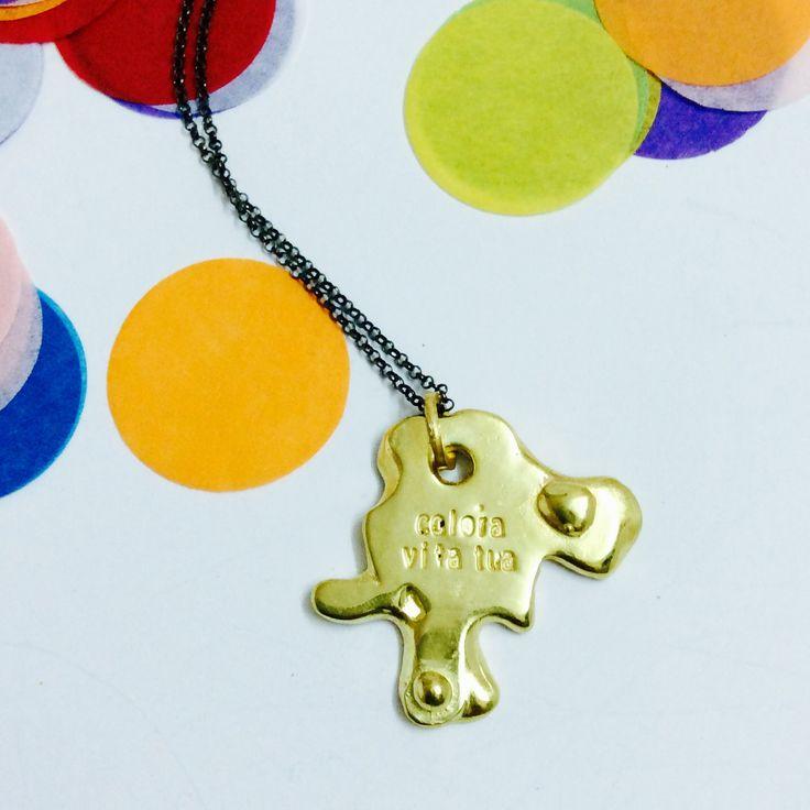 Silver goldenplatet, Colora vita tua (put colour in your life)