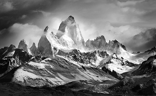 Fitzroy Massif - Patagonia / Argentina by Roger Arnall