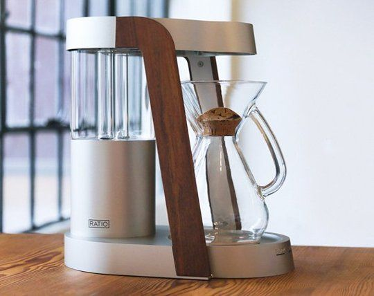 Top Drip Coffee Machines: Ratio, Bonavita, Krups & One More — Maxwell's Daily Find 02.16.15