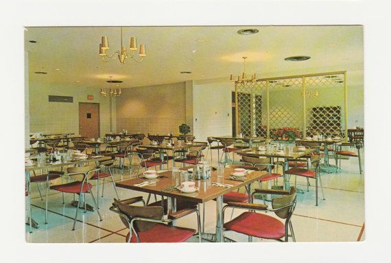 8 best motel interiors images on pinterest hotel motel for Nursing home dining room ideas