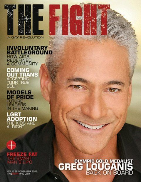Greg Louganis / The Fight