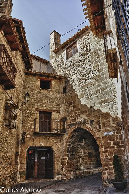 Rubielos de Mora, Teruel (España)