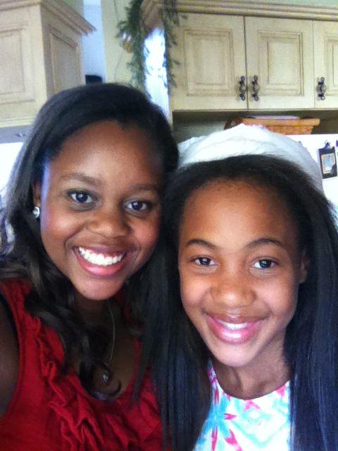 beautiful girls lol jk I love my sis