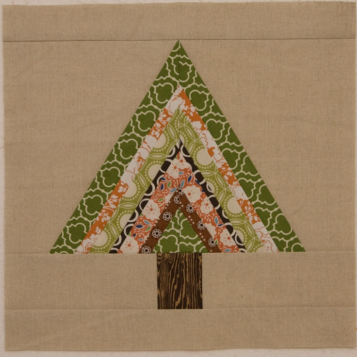 Christmas Tree Paper Piecing Patterns: 17 Best Images About Paper Piecing On Pinterest