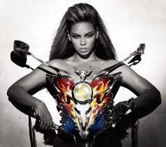 Sasha Fierce AKA Beyonce's Baphomet Outfit