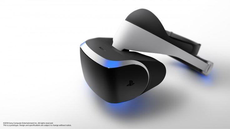 Sony PlayStation VR : ne l'appelez plus Project Morpheus -  #Réalitévirtuelle, #Sony