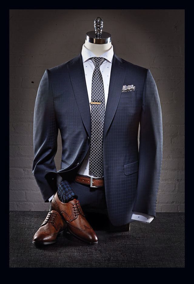 An impressively sharp look by z zegna... Not much else to say....