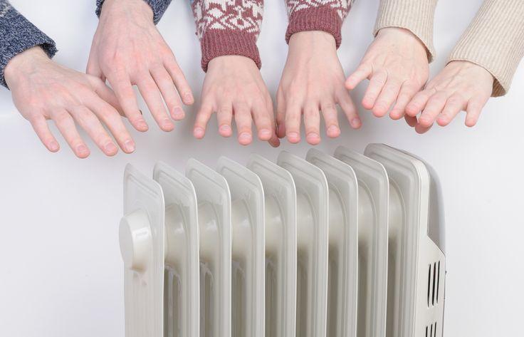 Keep warm while saving money!
