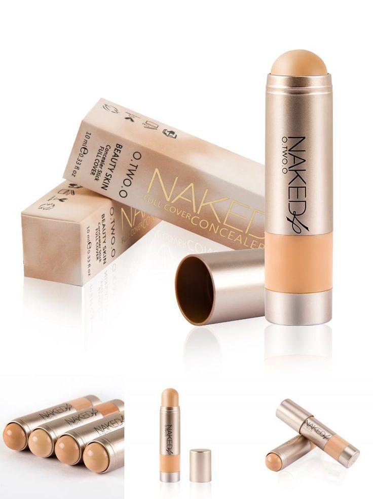 [Visit to Buy] O.TWO.O Face Makeup Concealer Stick New 4 Colors Face Corrector Concealer Contour Bronzer Makeup Camouflage Concealer Stick #Advertisement