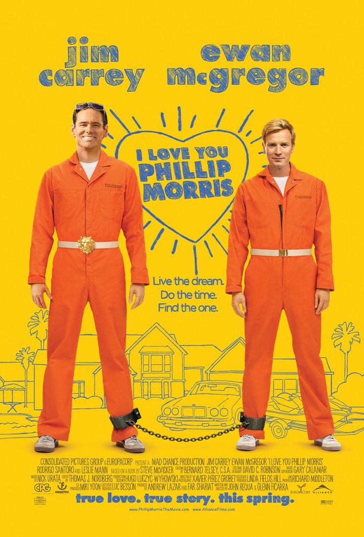 Cathy Would Like A Movie Such As I Love You Phillip Morris Because It S About A Man Who Manipulates Or Figures A Way Out Of Everything Phillips Morris My Love