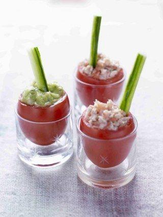 Tomates à la coque, recette des tomates à la coque