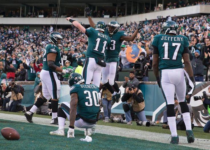 They arent ready for us  the playoffs run through Philly and dont you doubt our birds because theyll be ready   #Philadelphia #Philly #Eagles #NFL #NFC #NFCEast #PhiladelphiaEagles #CarsonWentz #Wentzwagon #2017 #AlshonJeffery #ZachErtz #DougPederson #JordanHicks #TorreySmith #LegarretteBlount#LincolnFinancialField #FlyEaglesFly #Football #Birdistheword #JayTrain #JayAjayi