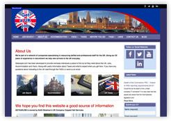 This website is for young people  looking to work and live in London. Advice on visas, tax, accommodation and tourism.
