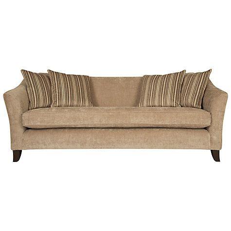 Buy John Lewis Lucca Grand Sofa, Sherlock / Demy Online at johnlewis.com