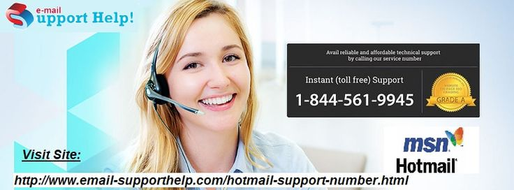 It is next to impossible to stay away from Hotmail related intricacies for long without any professional support. Every Hotmail user needs the technical assistance at some point of time to avoid uncommon irregularities like problem in security settings, login issue, password recovery, spam mails, virus, corrupt files, slow downloading, file attachment error and much more. Ask for quick Hotmail customer service at our helpdesk unit. Just a single call at 1-844-561-9945 .