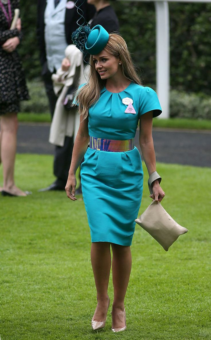 They Wore What To Royal Ascot Ladies Day Fashion In